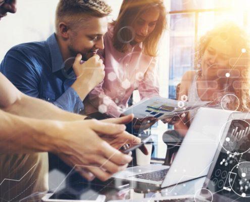 Comment le digital intervient dans la gestion des bureaux ?