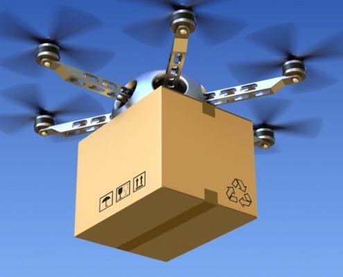Découvrez comment GeoDrone a boulversé l'expérience client par la livraison par drone