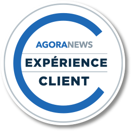 Agora News Expérience client