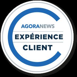Agora News Expérience client