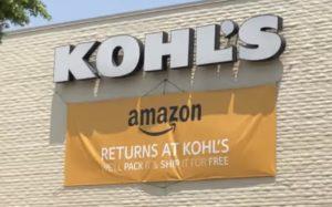 Amazon et Kohl, un partenariat sur les retours