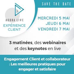 Agora Live Expérience Client 5-6-7 mai 2021